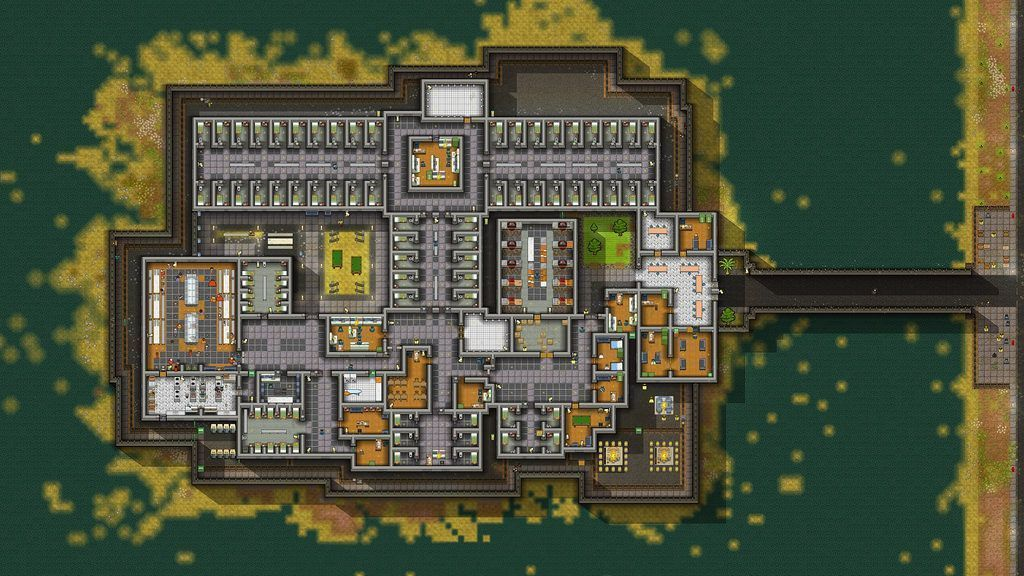 prison architect juegos tycoon